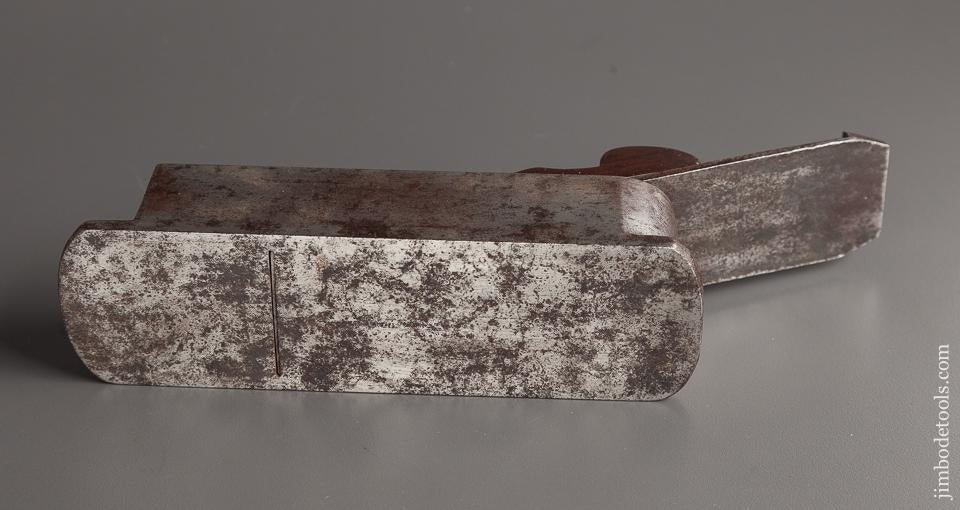 Fine BUCK Diminutive Mitre Plane (Probably Made by ROBt TOWELL ca. 1830) - 78223U