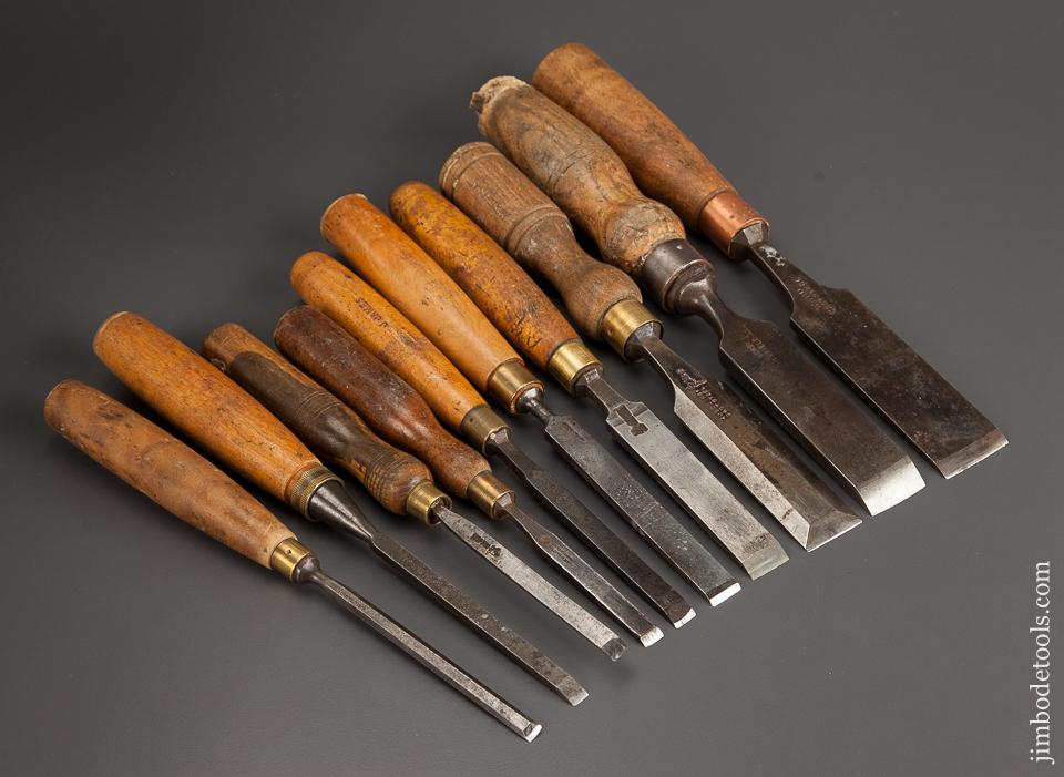 Ten Good Chisels - 78306