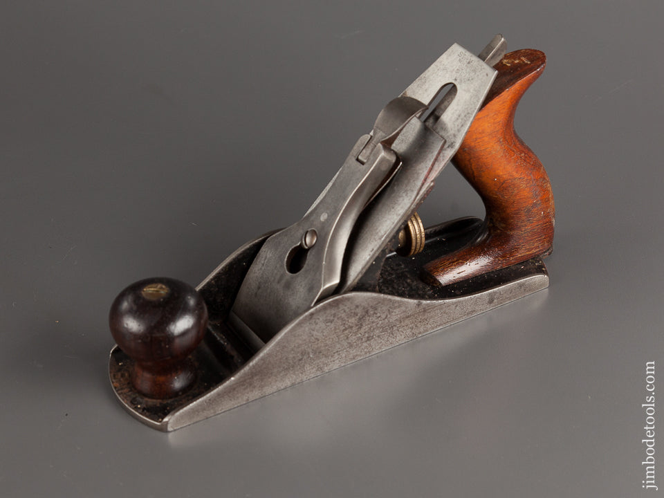 STANLEY No. 4C Smooth Plane Type 11 circa 1910-18 - 78472