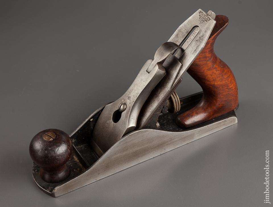 STANLEY No. 3 Smooth Plane Type 1910-18 - 78498