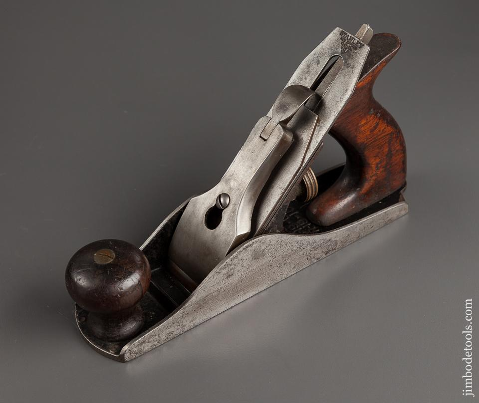 STANLEY No. 3 Smooth Plane Type 11 circa 1910-18 - 78499