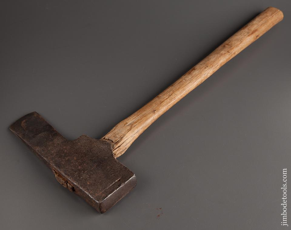Good Usable Mortise Axe - 78565R