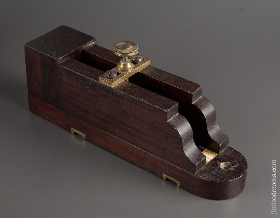 Beautiful 18th Century Rosewood Sash Doweling Box - 78897R