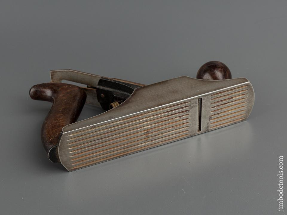 Super Fine! STANLEY No. 603C BEDROCK Flat Top Smooth Plane Type 6 ca. 1912-21 - 79000R