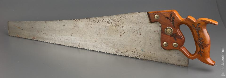 8 point 22 1/2 inch Crosscut ATKINS Hand Saw - 79078