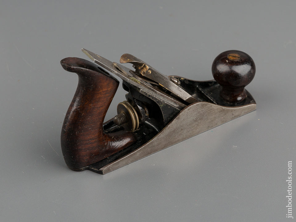 STANLEY No. 1 Smooth Plane Type 10 circa 1909 EXTRA FINE - 79162