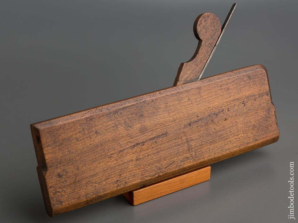 18th Century Ten inch LOVEAGE London Moulding Plane circa 1735-51 FINE - 79295U