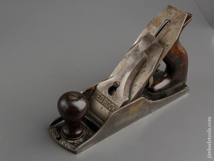 Awesome STANLEY No. 604c BEDROCK Smooth Plane Type 6A circa 1922 SWEETHEART - 79356