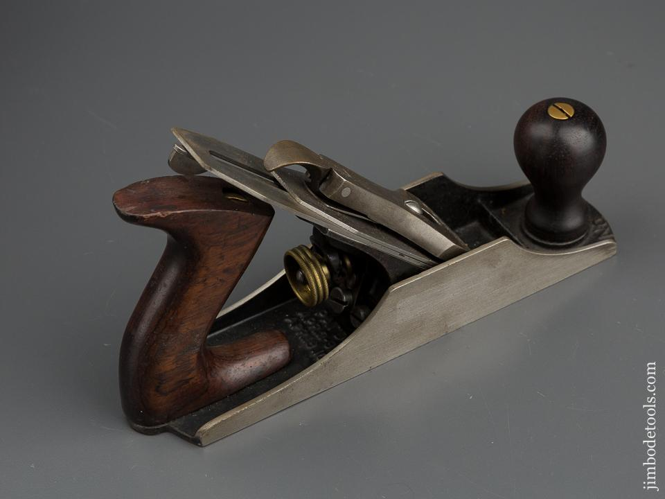 Awesome STANLEY No. 603C BEDROCK Smooth Plane Type 6A circa 1911-18 EXTRA FINE - 79438