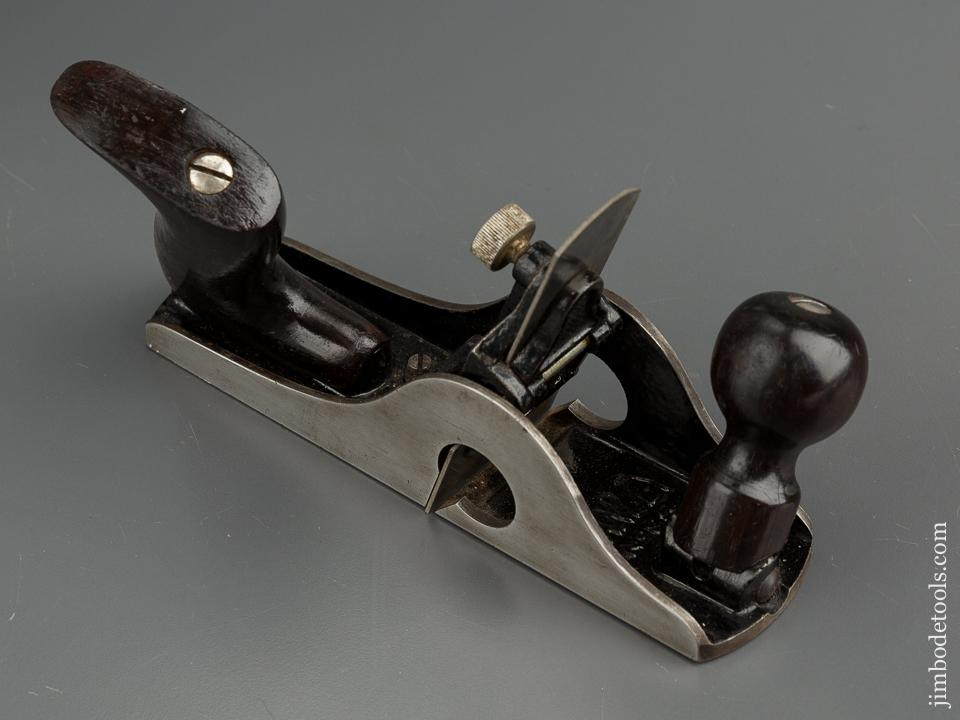 STANLEY No. 85 Tilt Handle Cabinet Maker's Scraper Plane NEAR MINT - 79616