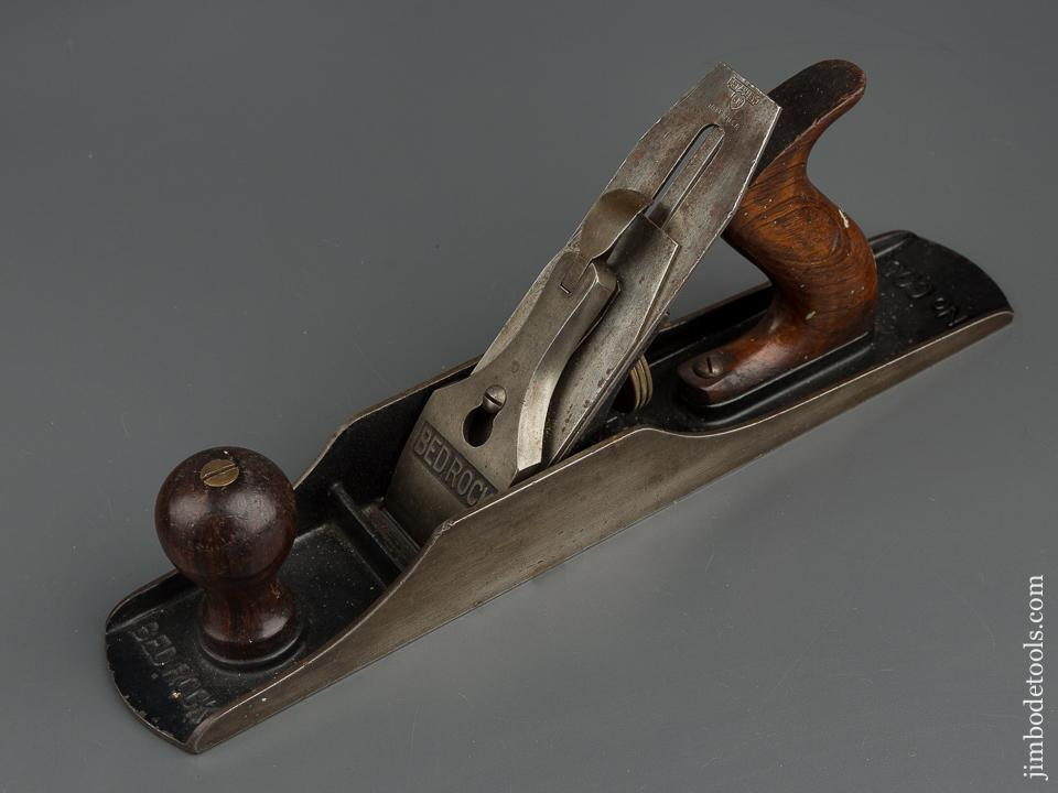 Awesome STANLEY No. 605 BEDROCK Jack Plane Type 7 circa 1923-26 SWEETHEART - 79620