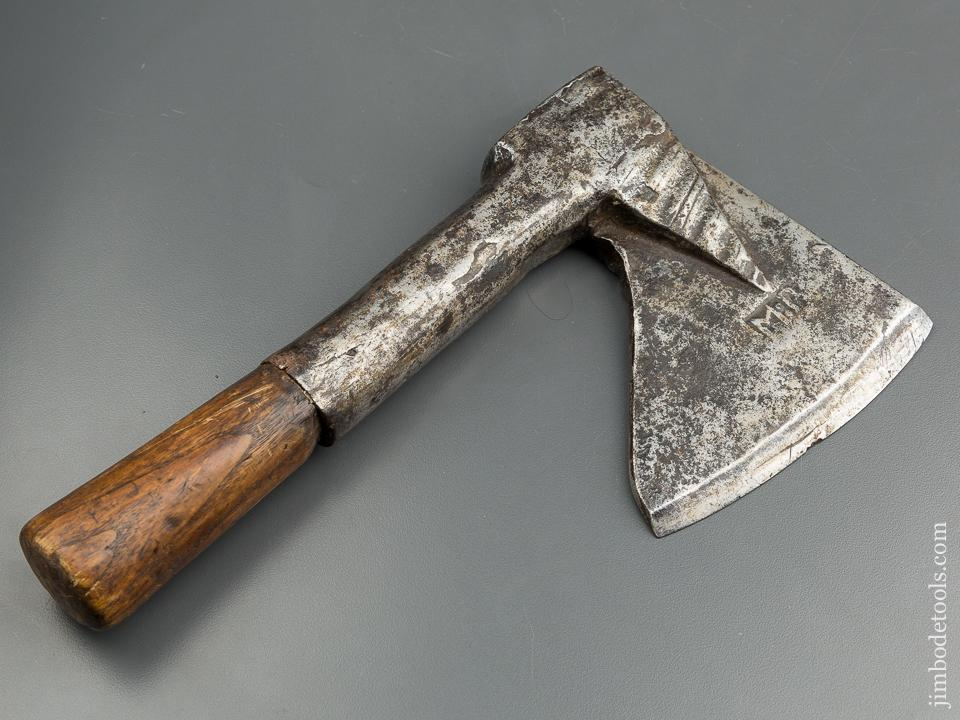 Stunning 17th/18th century French Single Bevel Side Axe - 79639U