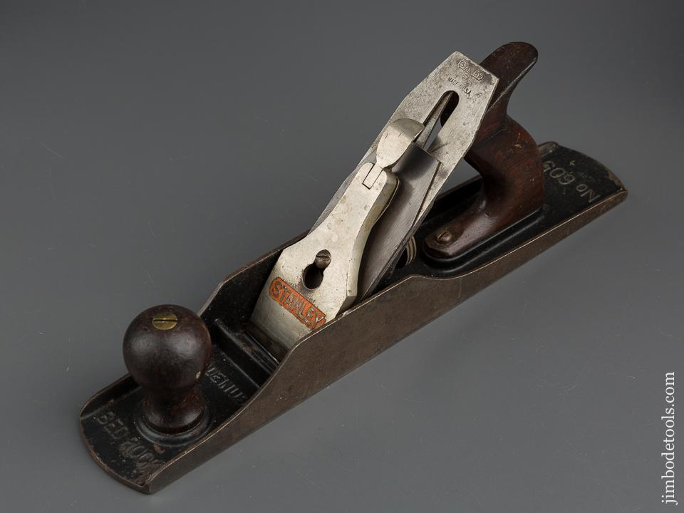 Awesome STANLEY No. 605 BEDROCK Jack Plane Type 9 circa 1931-32  SWEETHEART - 79674