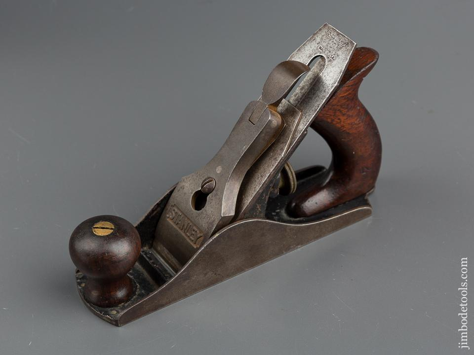 Extra Fine STANLEY No. 2 Smooth Plane circa 1920s SWEETHEART - 79803R