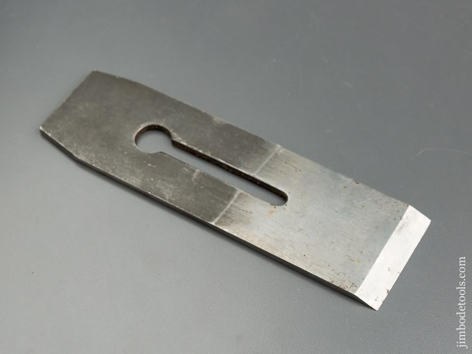 Thick Heavy Parallel Plane Iron by MARPLES for Infill Planes - 79991