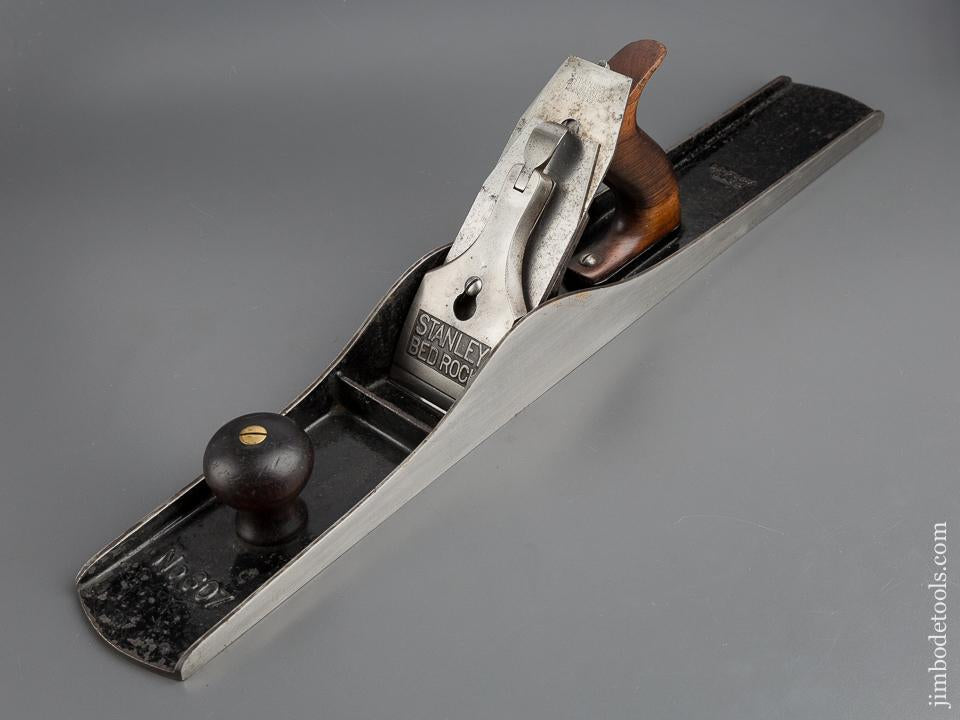 Awesome STANLEY No. 607C BEDROCK Jointer Plane Type 4 circa 1908-10 - 80065