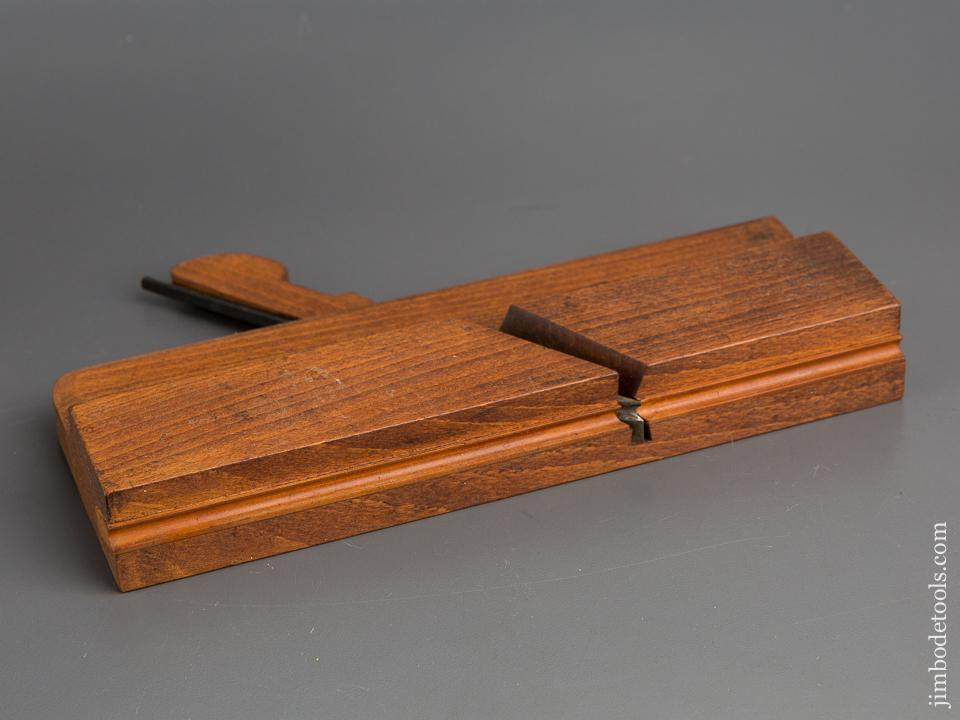 3/16 inch Side Bead Moulding Plane by MOSELEY London circa 1862-80 MINTY - 80905