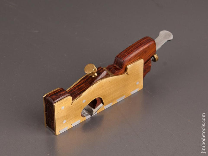 Fully Functional Half Size Miniature of a NORRIS A22 Adjustable Infill Shoulder Plane - 82174
