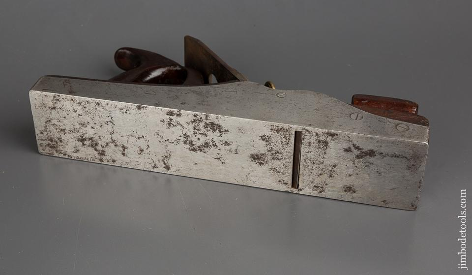 Very Early! SPIERS AYR No. 1 Screw Sided 13 1/2 inch Panel Plane circa 1840 WOW! - 82343