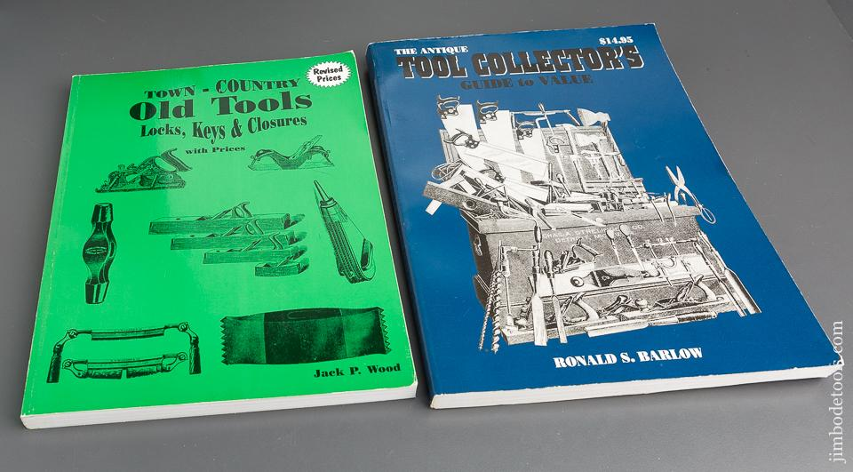 Book:  Two Terrific Tool Related Books - 82765