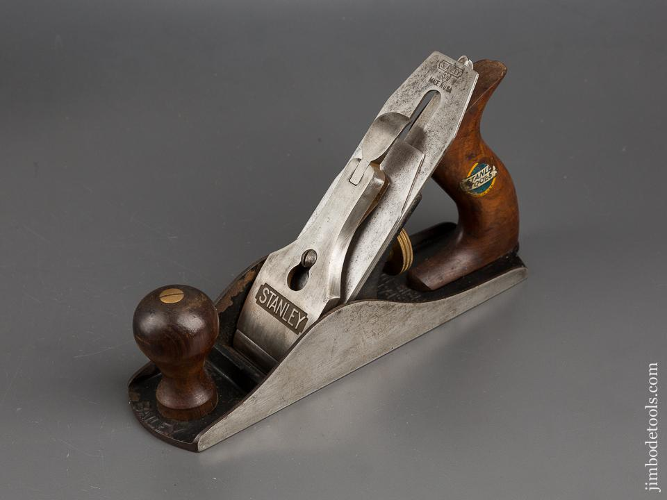 STANLEY No. 4 Smooth Plane Type 13 circa 1925-28 with Decal SWEETHEART - 82776