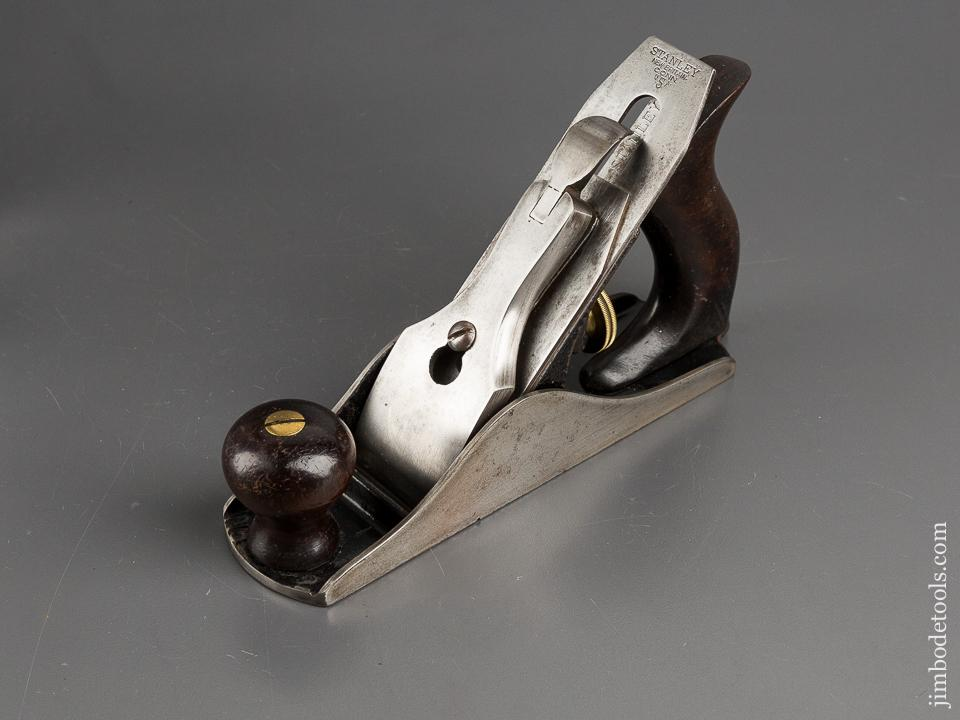 STANLEY No. 2C Smooth Plane Type 11 circa 1910-18 - 82857