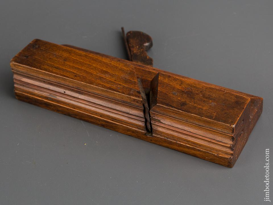 1 7/8 inch Wide Crispy GRIFFITHS NORWICH Complex Moulding Plane circa 1803-1958 GOOD+ - 82899