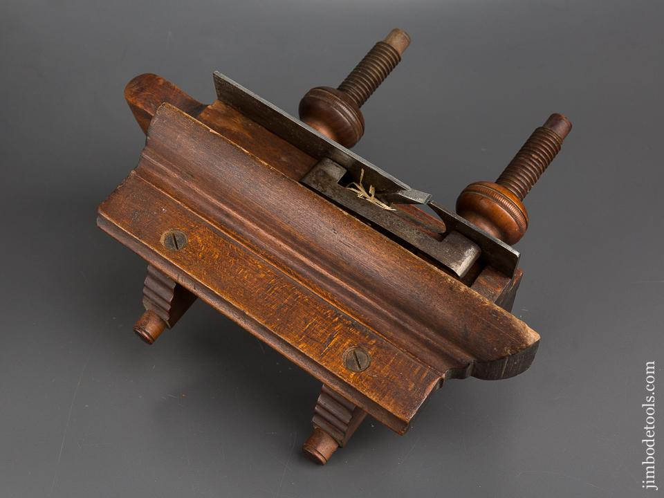 Great User Beech A. HOWLAND Plow Plane circa 1869-74 Auburn, NY - 82927