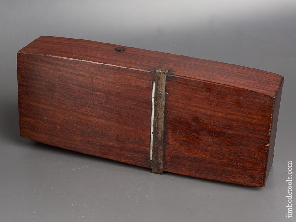 Massive! 5 1/4 inch Wide Rosewood Japanese Plane - 83106
