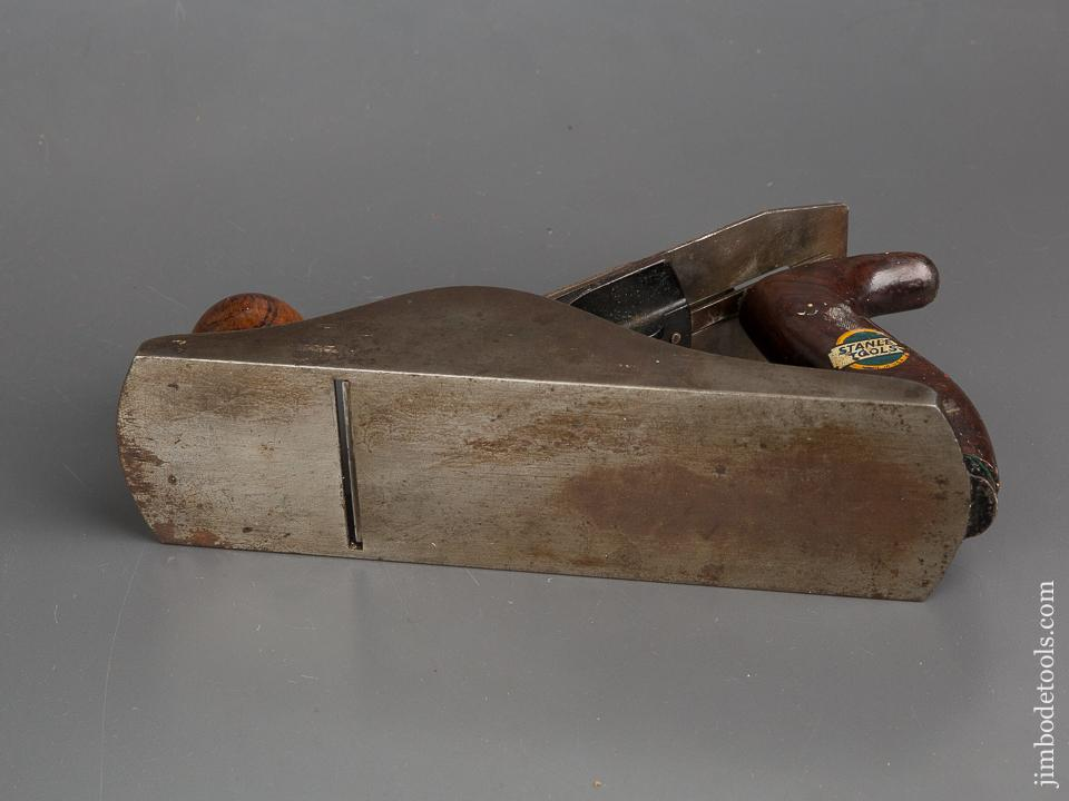 STANLEY No. 4 1/2 Smooth Plane with Decal Type 14 circa 1929-30 SWEETHEART - 83116