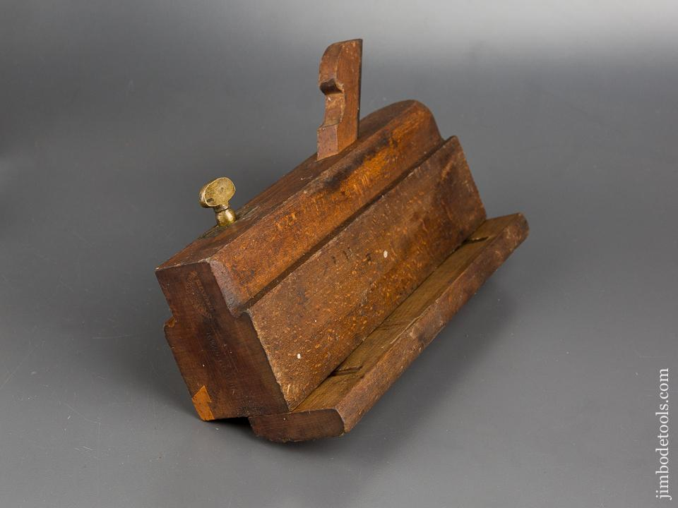 Good User H. CHAPIN UNION FACTORY No. 150 Moving Filletster Plane circa 1828-97 GOOD+ - 83133