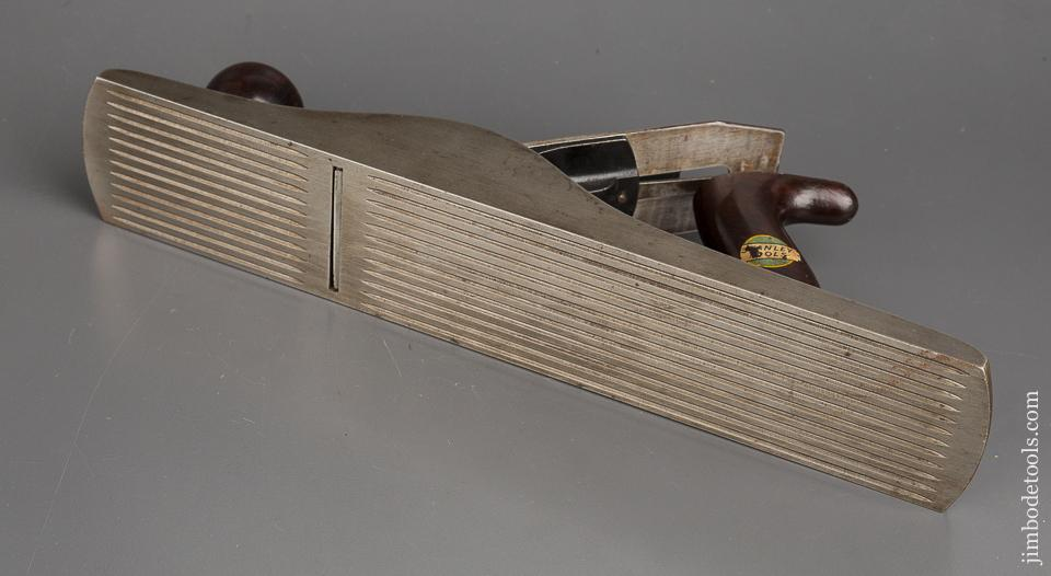 Spectacular! STANLEY No. 5 1/2C BEDROCK Jumbo Jack Plane with Decal! Type 13 circa 1925-28 SWEETHEART - 83142