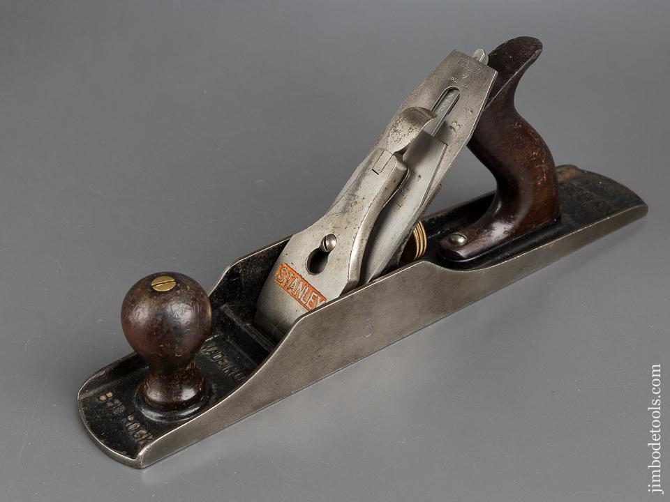 Awesome STANLEY No 5 BEDROCK Jack Plane Type 9 circa 1931-32 SWEETHEART - 83148