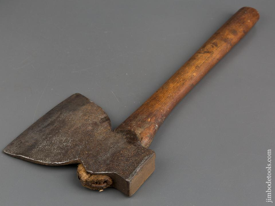 Single Bevel Side Axe - 83197