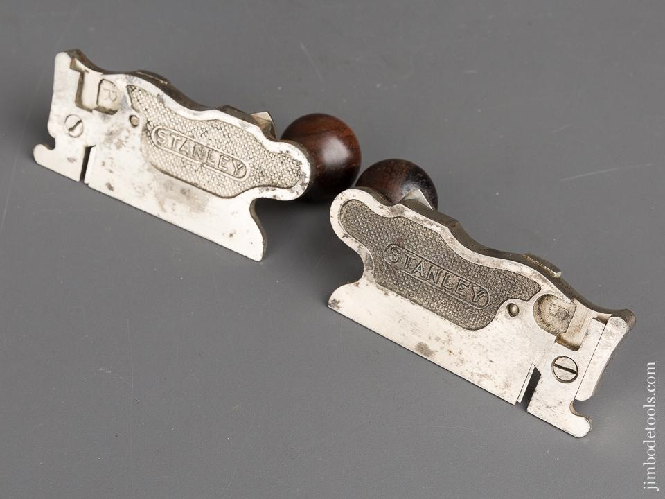 TRAUT's Patent STANLEY No. 98 & 99 Side Rabbet Planes - 83255