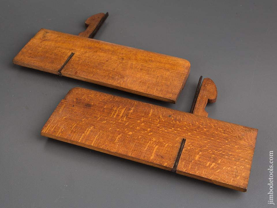 MINT Pair of I. CHASE Side Rabbet Planes - 83281