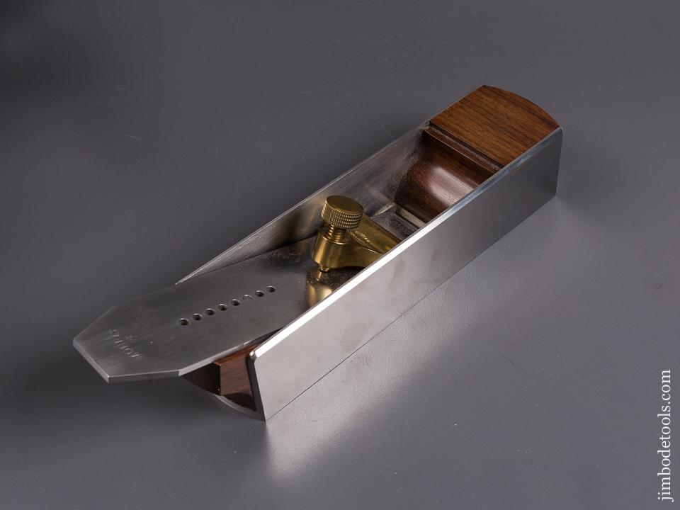 Mint! MORRIS A11 Dovetailed Steel & Rosewood Miter Plane MINT - 83299U