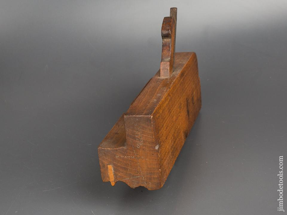 Fine 2 3/4 inch wide Crispy Complex Moulding Plane by GRIFFITHS NORWICH circa 1803-1958 - 83378R