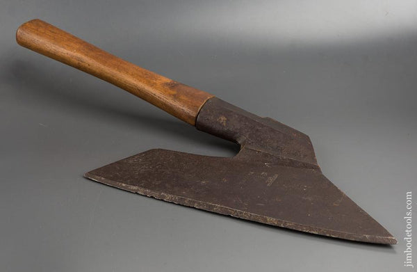 Fabulous! Goose Wing Axe with Both European and Pennsylvanian Characteristics - 83400