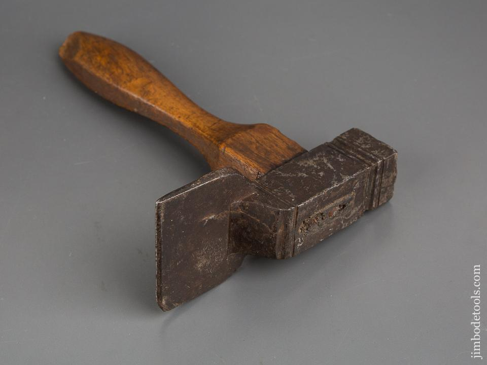 Killer 18th Century Veneer Hammer - 83448U