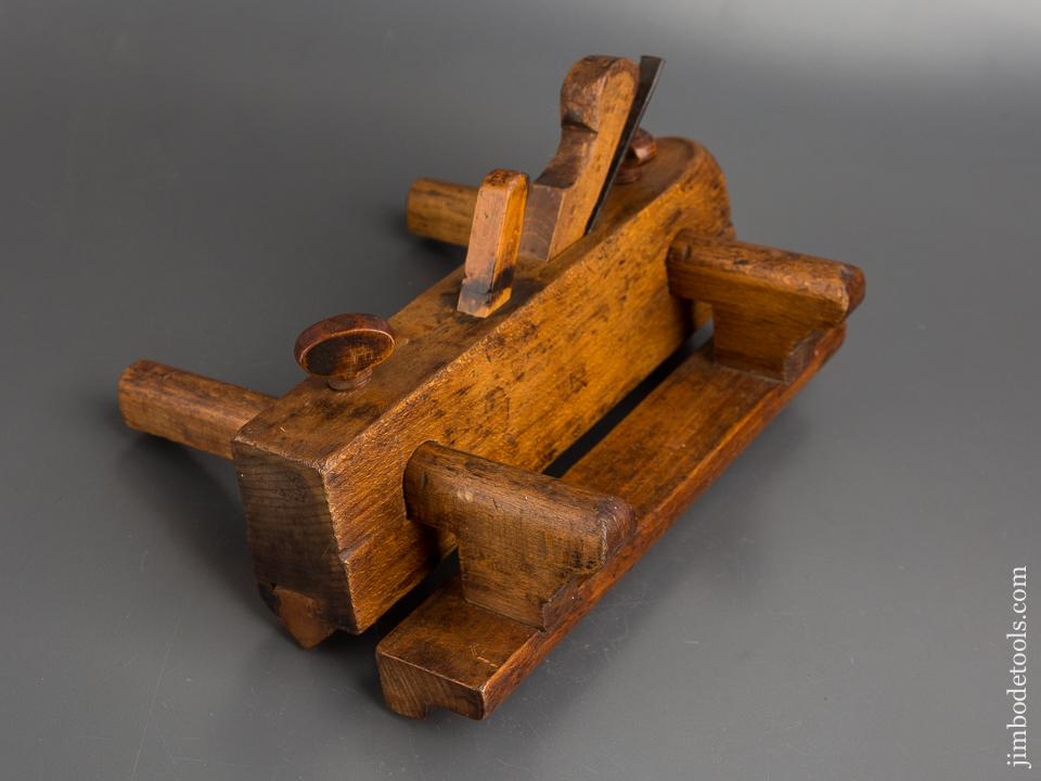 RARE Ship's Hawk Plane by A. CUMINGS BOSTON circa 1840-50— 83472