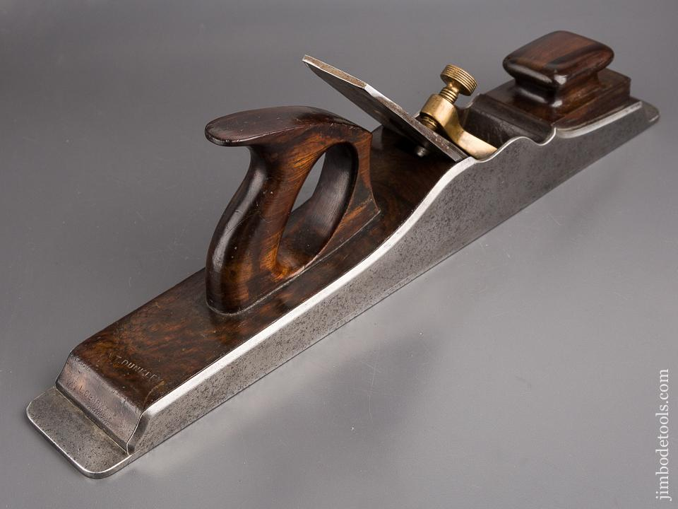 STUNNING 20 1/2 inch Dovetailed Steel and Rosewood NORRIS No. 1 Jointer Plane PRE-WAR - 83552