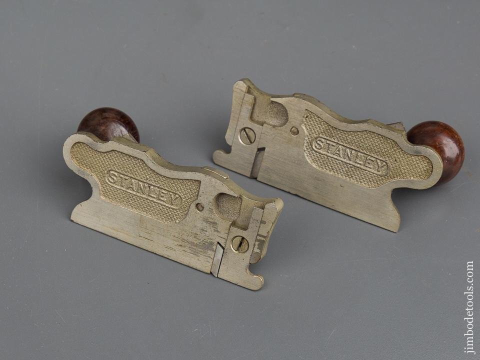 STANLEY No. 98 & 99 Side Rabbet Planes - 83571