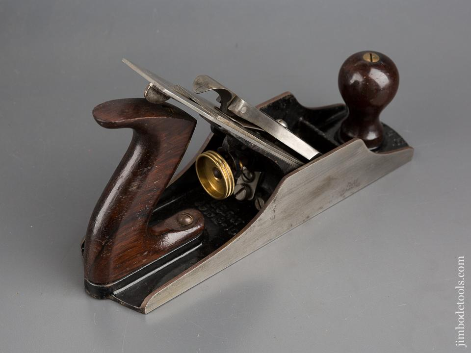 Fantastic! STANLEY No. 604 1/2 BEDROCK Smooth Plane Type 7 circa 1923-26 NEAR MINT with Decal SWEETHEART - 83600