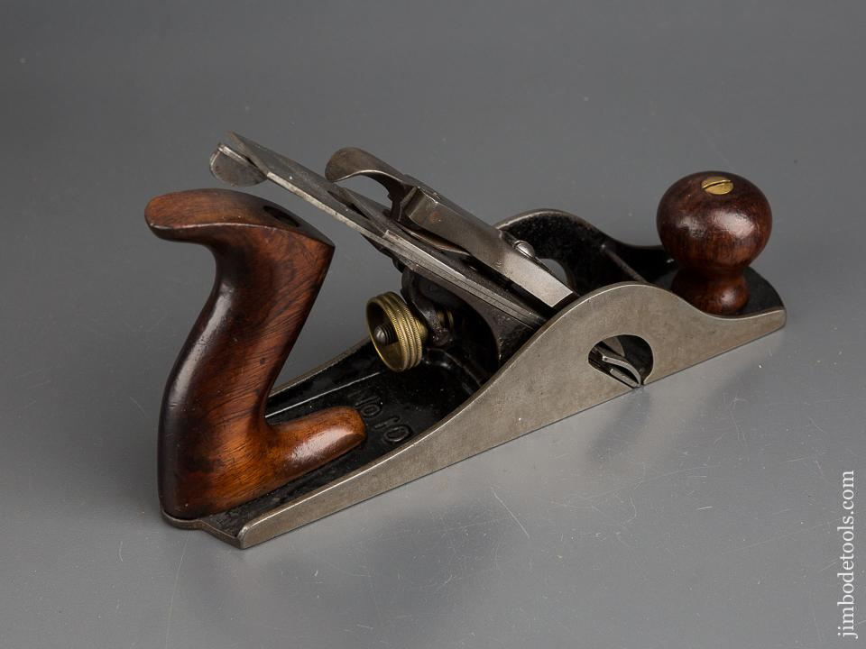 Near Mint! STANLEY No. 10 1/2C Carriage Maker's Rabbet Plane EXTRA FINE - 83687