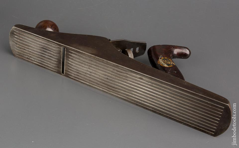 STANLEY NO. G5C GAGE Iron Jack Plane circa 1923-27 with Decal - 83932
