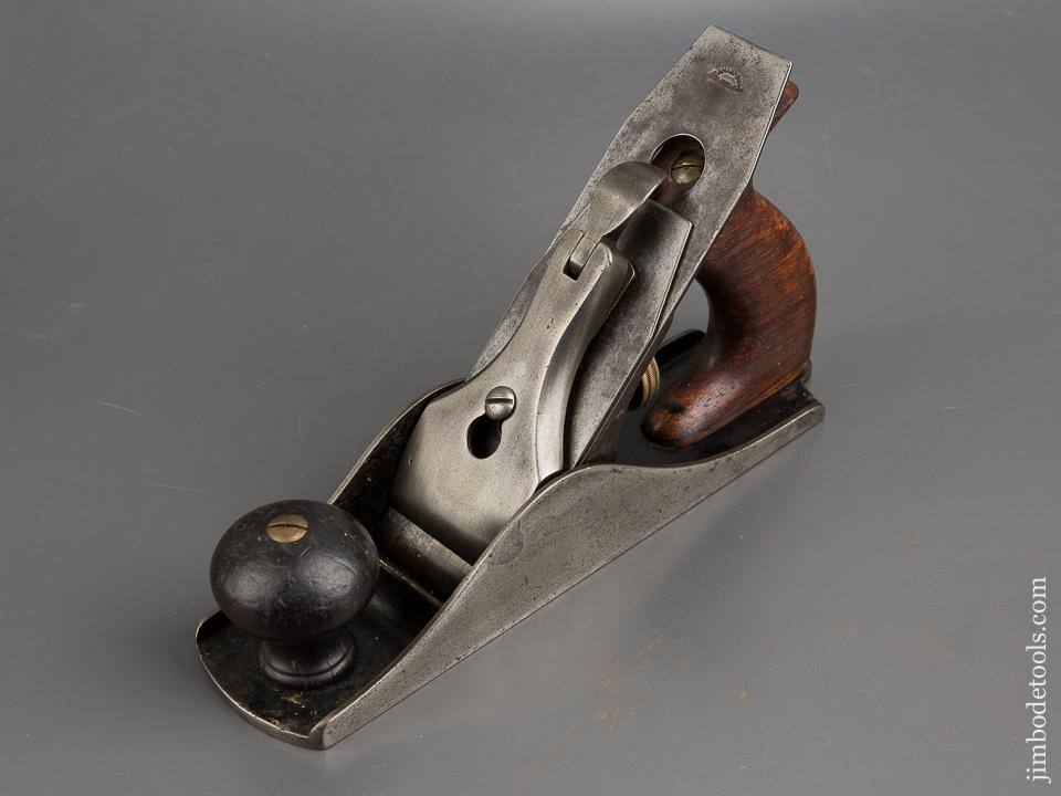 STANLEY No. 4 Smooth Plane Type 2 circa 1869-72 - 83984
