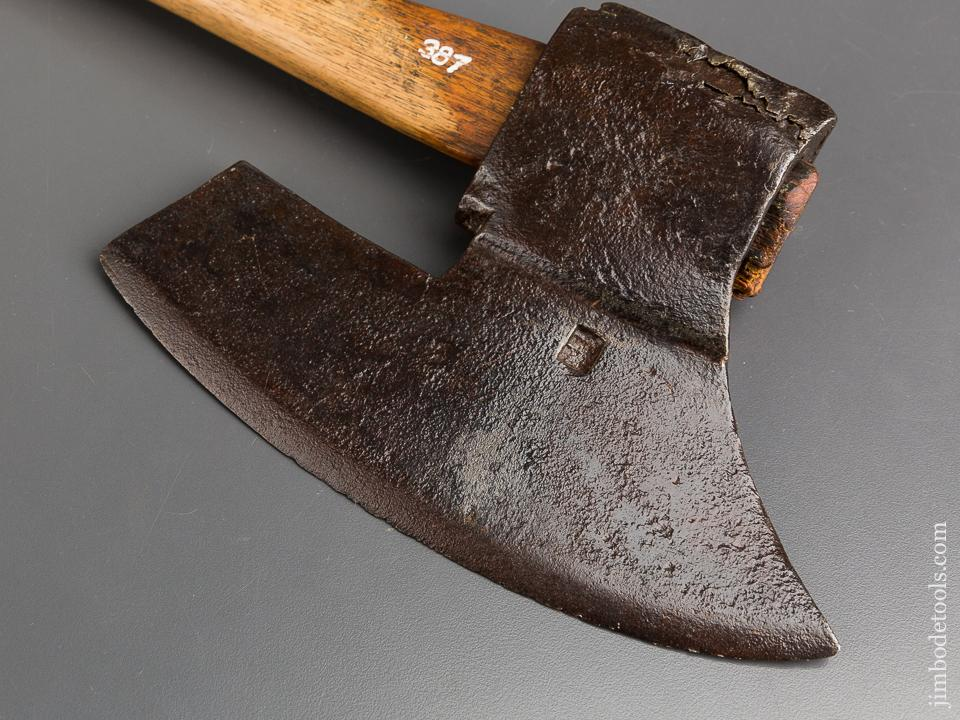 Ancient Single Bevel Side Axe - 84094