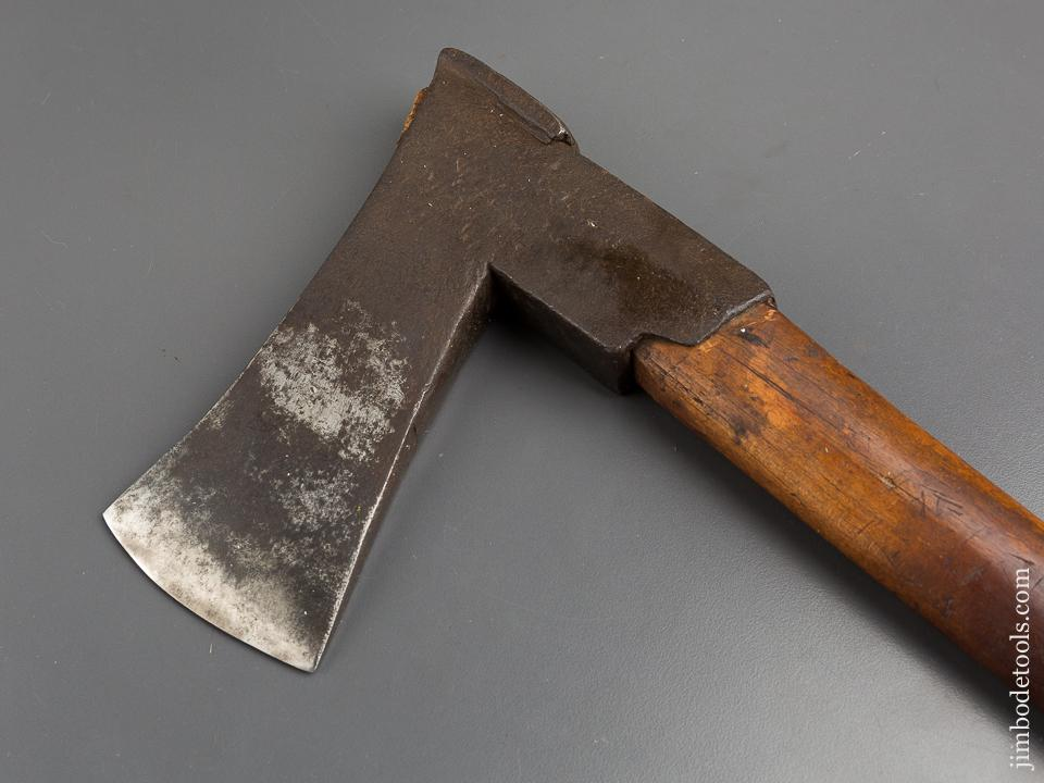 Fabulous Early Axe with Great Handle! - 84102