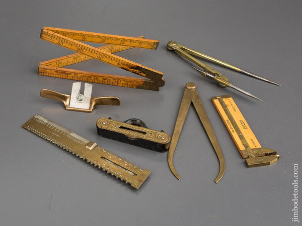 Job Lot of Eight Tools - 84338